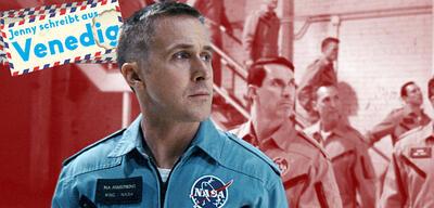 Ryan Gosling in Aufbruch zum Mond