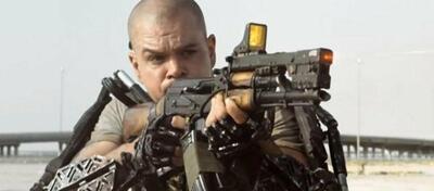 Matt Damon in Elysium