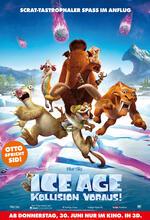 Ice Age 5 - Kollision voraus! Poster