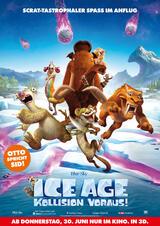 Ice Age 5 - Kollision voraus! - Poster