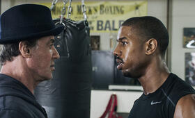 Creed - Rocky's Legacy mit Sylvester Stallone und Michael B. Jordan - Bild 319
