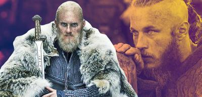 Vikings: Björn und Ragnar
