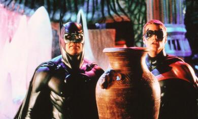 Batman & Robin mit George Clooney und Chris O'Donnell - Bild 2