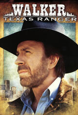 Walker, Texas Ranger - Poster