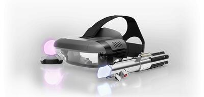 Fühlt euch mit dem AR-Headset wie ein Jedi.