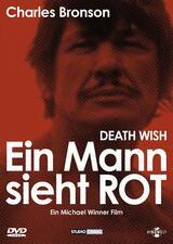 Ein Mann sieht rot - Poster