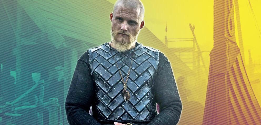 Vikings mit Alexander Ludwig als Björn