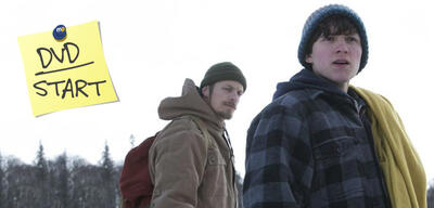 Gefangene der Kälte mitJoel Kinnaman & Tom Holland