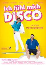 Ich fühl mich Disco - Poster