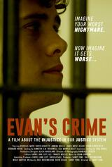 Evan's Crime - Poster