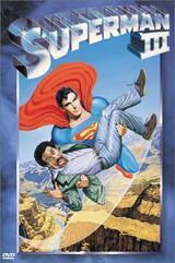 Superman III - Der stählerne Blitz - Poster