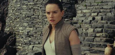 Star Wars 8: Daisy Ridley als Rey