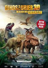 Dinosaurier 3D - Im Reich der Giganten - Poster