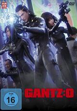 Gantz:O - Poster