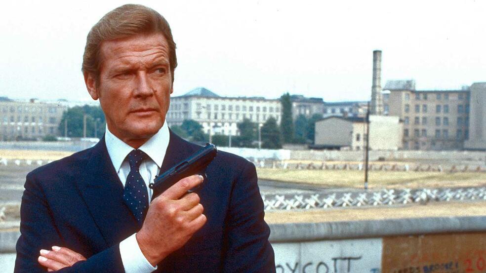 James Bond 007 - In tödlicher Mission mit Roger Moore