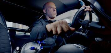 Bild zu:  Vin Diesel in Fast & Furious 8