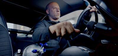 Vin Diesel in Fast & Furious 8