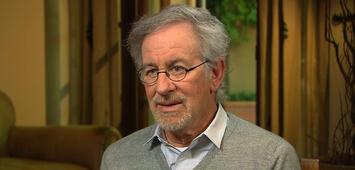 Bild zu:  Steven Spielberg im Interview mit Today