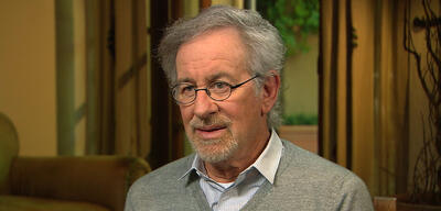 Steven Spielberg im Interview mit Today