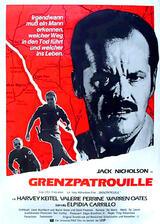 Grenzpatrouille - Poster