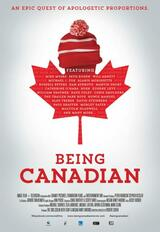 Being Canadian - Poster