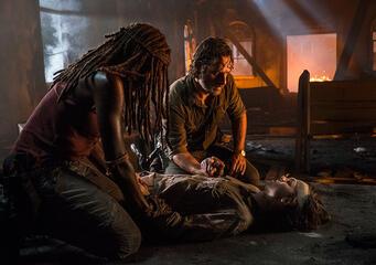 The Walking Dead Staffel 8 Folge 3