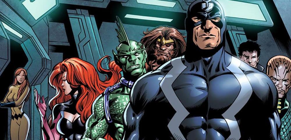 Marvel's Inhumans - Erstes Foto versammelt die Superheldengruppe