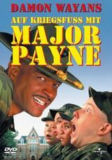 Auf Kriegsfuß mit Major Payne - Poster