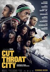 Cut Throat City - Poster
