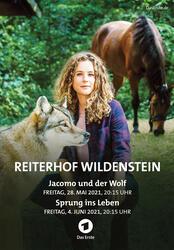 Reiterhof Wildenstein - Jacomo und der Wolf Poster