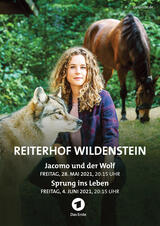 Reiterhof Wildenstein - Jacomo und der Wolf - Poster