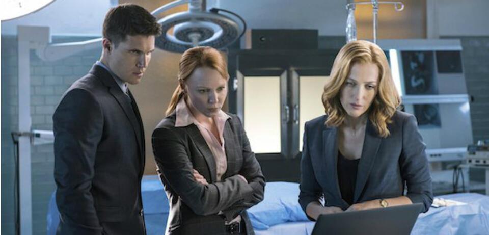 Rätselraten bei Scully und Co.