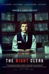 The Night Clerk - Ich kann dich sehen - Poster
