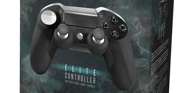 Der Elite-Controller für die PS4