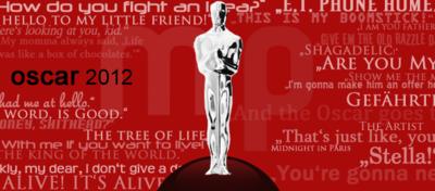 In der Oscar Saison geht es an der Front heftig zu.