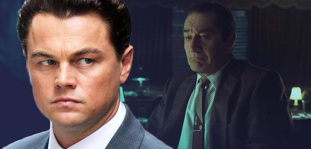 The Irishman/Leonardo DiCaprio