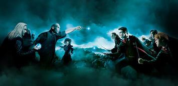 Bild zu:  Die Schlacht um Hogwarts