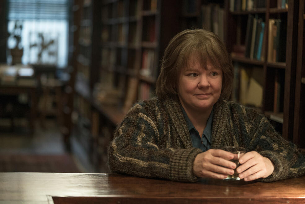 Can You Ever Forgive Me? mit Melissa McCarthy