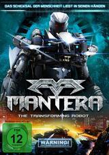Mantera - The Transforming Robot - Poster