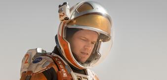 Marsianer Schauspieler