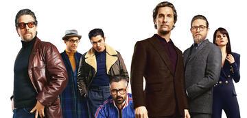 Krimis 2020: The Gentlemen