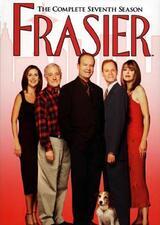 Frasier - Staffel 7 - Poster