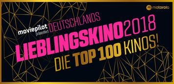 Bild zu:  Deutschlands Lieblingskinos 2018