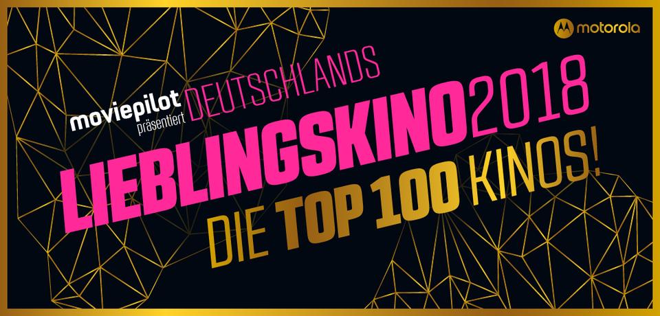 Deutschlands Lieblingskinos 2018