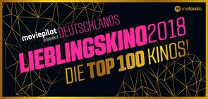 Das sind die Top 100 Lieblingskinos Deutschlands 2018
