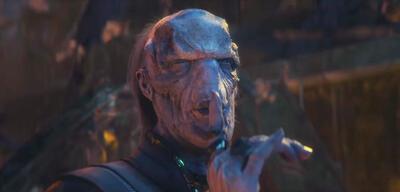 Avengers: Infinity War: Ebony Maw