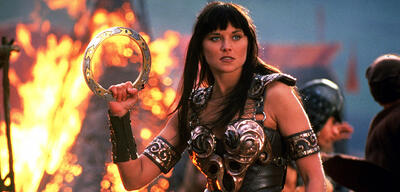 Lucy Lawless als Xena