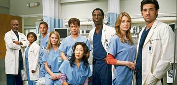 Grey's Anatomy: der Cast der ersten Stunde