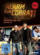Alarm für Cobra 11 - Die Autobahnpolizei - Staffel 34 - Poster