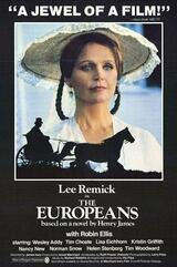 Die Europäer - Poster